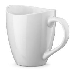 Tazza in ceramica bianca da...