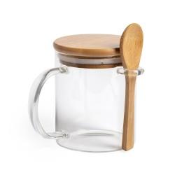 Tazza in vetro borosilicato...