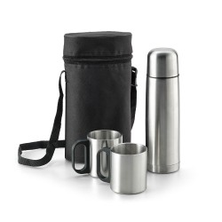 Set con thermos e tazze  in...
