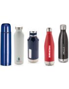 Borracce termiche in acciaio, thermos e tazze personalizzate